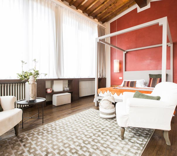 Bed and breakfast e appartamenti firenze canto degli for Appartamenti design firenze